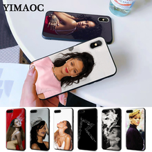 Robyn Rihanna Fenty Silicone Case for iPhone 5 5S 6 6S Plus 7 8 11 Pro X XS Max XR