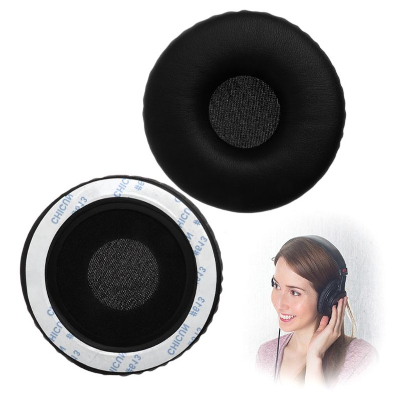 New 2Pcs Replacement Soft Ear Pads Cushion For Sony MDR-XB450AP AB XB550 XB650 XB400 qiang