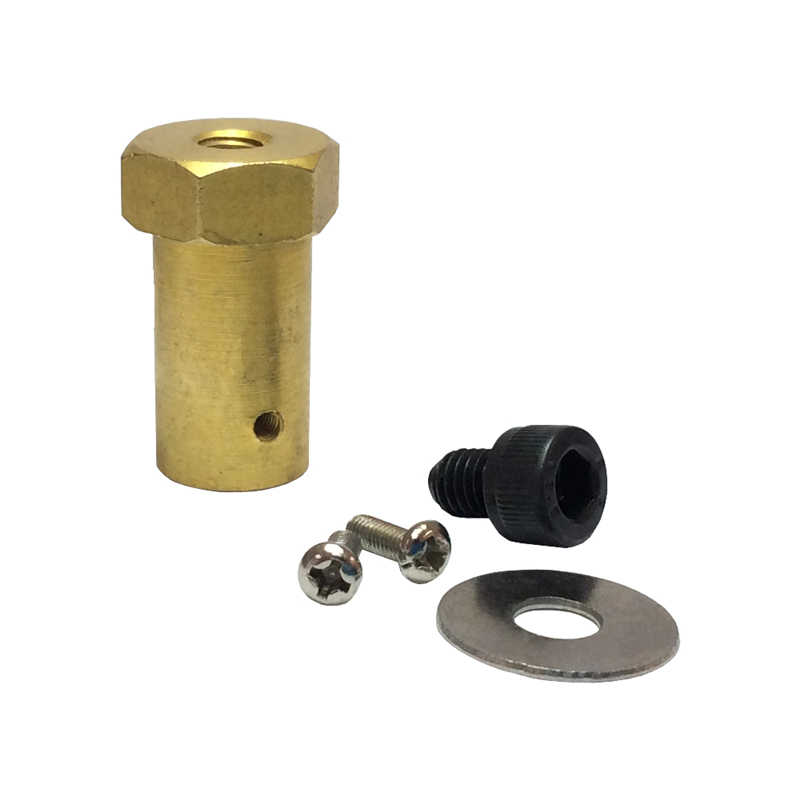 4 sztuk 17mm sprzęgła Hex sprzęgła długość 30mm otwór 6/8mm miedzi Cylinder dla RC koła samochodowe podwozie DC motoreduktor silnik krokowy