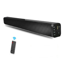 купить Soundbar Home Theater Speaker Music Center Sound Bar Music Column Speaker System Soundbar Tv Sound System Cinema Audio Optical по цене 4889.4 рублей