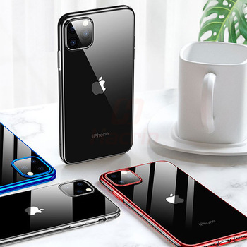 Hacrin Transparent TPU Silicone Case for iPhone 11/11 Pro/11 Pro Max