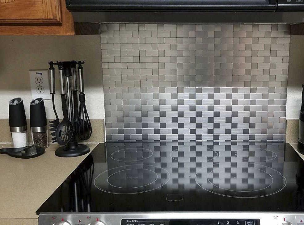 Stick Backsplash Tiles Self Adhesive