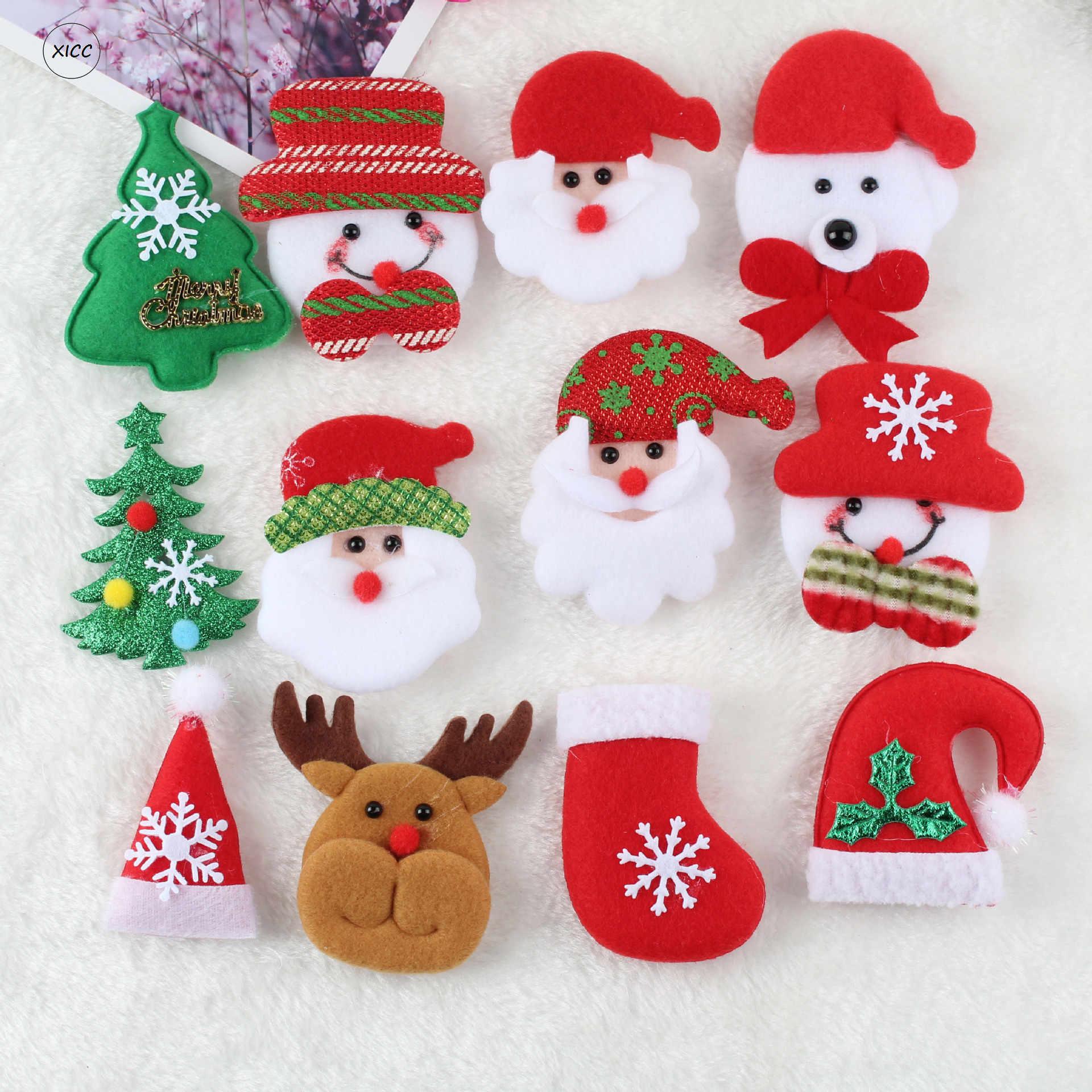 Santa Claus Needle Felted Santa Holiday Decor Hanging Felted Santa Claus-Christmas Christmas Decoration