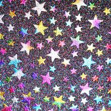 Faux-Leather Fabric-Sheet Glitter for DIY Handmade Earring Bows-Making Home-Textile/1yc10213