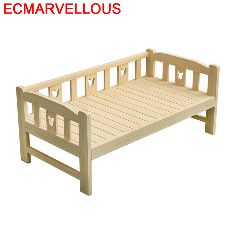 Toddler De Dormitorio Yatak Odasi Mobilya Litera Crib Baby Cama Infantil Lit Enfant Bedroom Furniture Wodden Muebles Kids Bed