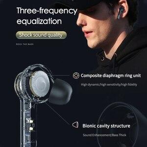 Image 2 - Lenovo Headphone TWS True Wireless Earphone Bluetooth 5.0 Deep Bass Earbuds HD Stereo HIFI Noise Reduction Headset Touch Button