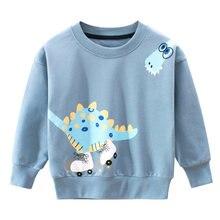 Детская осенне зимняя верхняя одежда с изображением животных