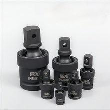 """Conjunto universal do giro do soquete da junção do impacto 1/4 set 3/8 """"1/2 drive 1 drive 3/4 unidade chrome moly conjunto adaptador comum para a chave manual/pneumática"""