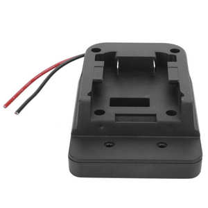 Image 3 - Battery Conversion Base Adapter Compatible for DW 18/20V for Milwaukee M18 Battery Conversion Base Adapter DM18V DIY New Brand