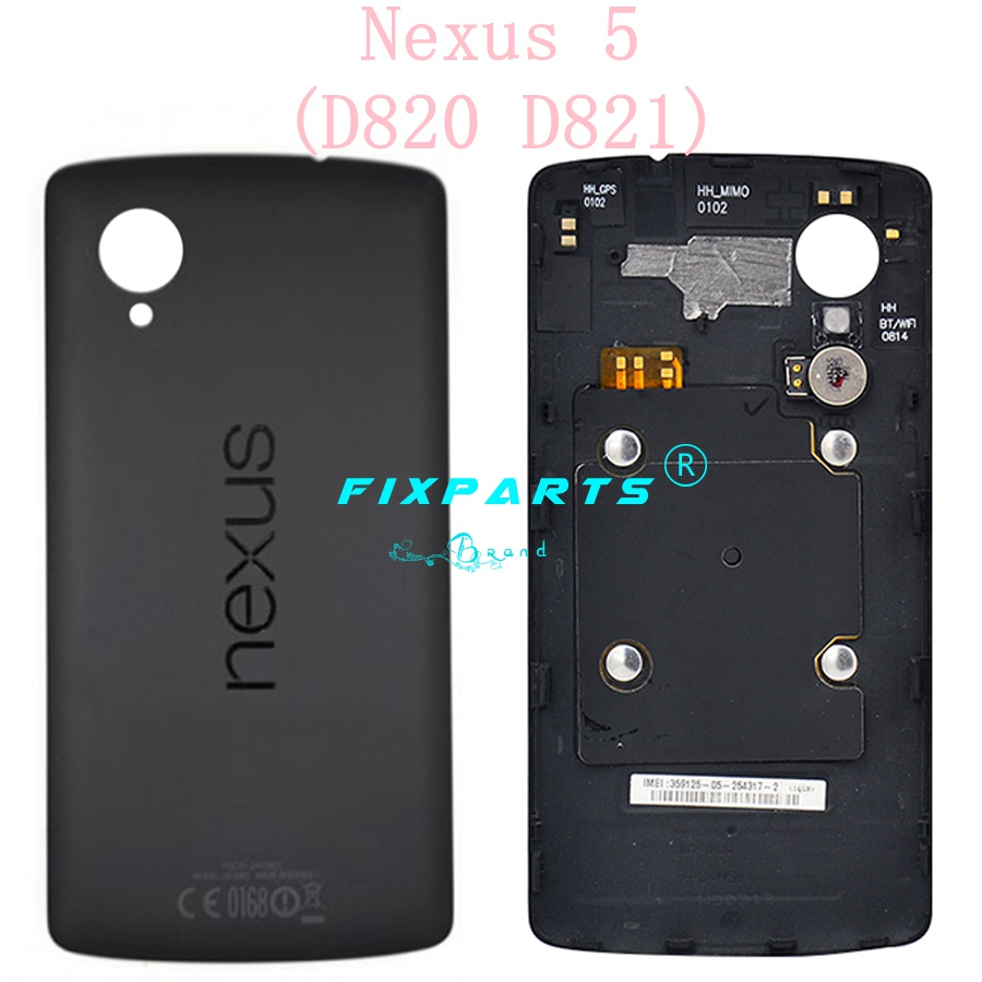 Google Nexus 5 Back Battery Cover