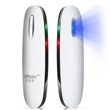 HomeSafety Portable UV LED Sterilizer Mini UV Lamp Disinfector Ultraviolet Light Electric Sanitizer for Home Hotel Travel Use