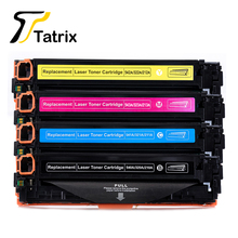 Toner-Cartridge CB541A HP 540A for Cb540a/540a/540/.. Cp1217/cp1513n