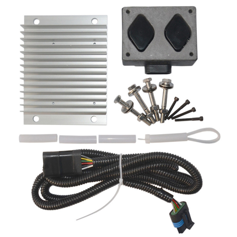 New 6.5L Pump Mounted Driver Kit Pmd Fsd Fit For Chevy Turbo Injection 12562836 Turbocharger     - title=