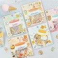 Rilakkuma Sumikko Gurashi прозрачный журнал декоративные наклейки Скрапбукинг палка этикетка канцелярские наклейки для дневника  альбома
