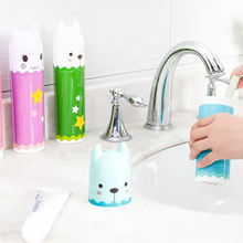 Case-Holder Storage-Box Toothbrush-Cover Tumblers Washing-Cup Bathroom Travel Portable