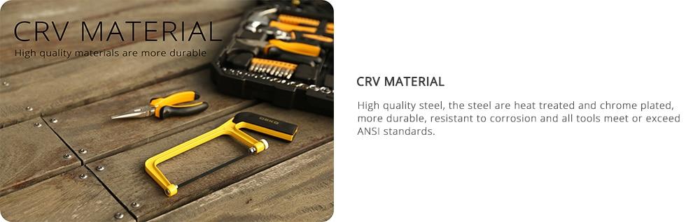 CRV Material DKMT Series