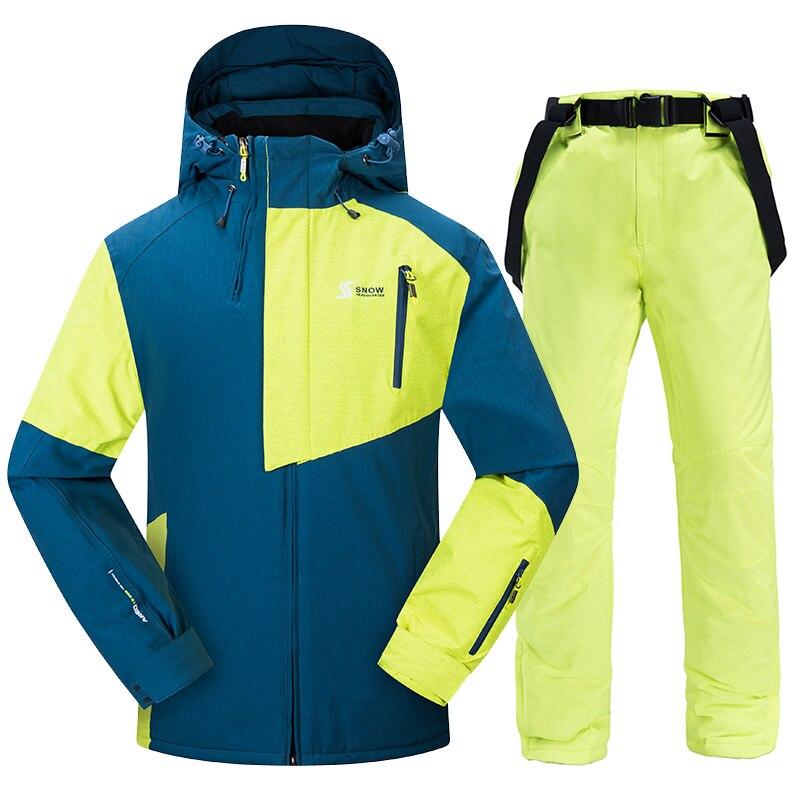 Men Ski Suit  2