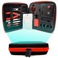 Топ Обновление катушки Master V3 DIY Kit все-в-одном CoilMaster V3 + электронная Сигарета RDA атомайзер катушка инструмент сумка аксессуары Vape vap