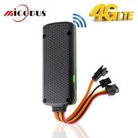 4G GPS Tracker Auto SOS Alarm Mini Fahrzeug Tracker Abgeschnitten Öl GPS Locator Wasserdicht Realtime Tracking Bewegen Alarm freies APP Web