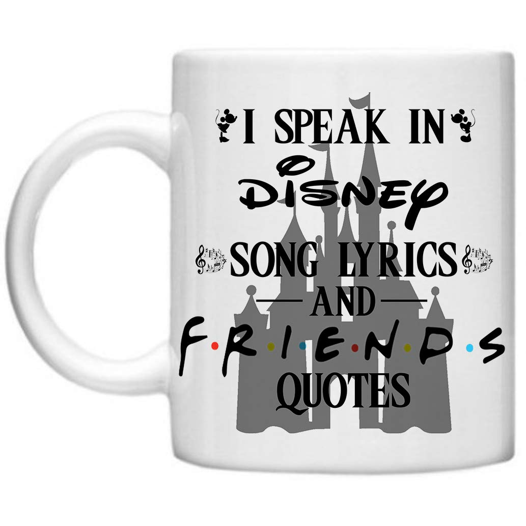 I Speak In Song Lyrics and Friends Gifts image