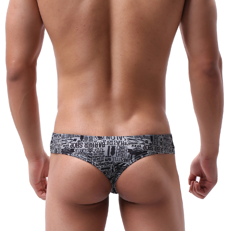Sexy Men Underwear Jockstrap Thongs Cotton Mens Thong G String Bulge Penis Pouch Panties Underpants Bikini Tanga Hombre Lingerie