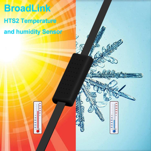 Image 5 - BroadLink RM4 PRO สมาร์ทควบคุมรีโมทคอนโทรล HTS2 อุณหภูมิความชื้นเซนเซอร์ทำงานร่วมกับ Alexa Google Home