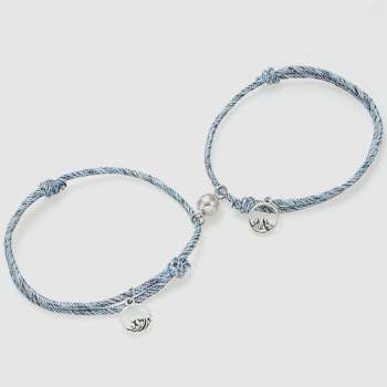Bracelets Distance Couple