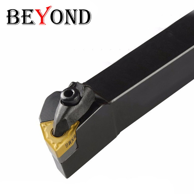 BEYOND Free Shipping DWLNR DWLNL DWLNR2525M08 DWLNR1616H08 External Lathe Turning Tool Holder Cutter Tools Holder CNC Boring Bar
