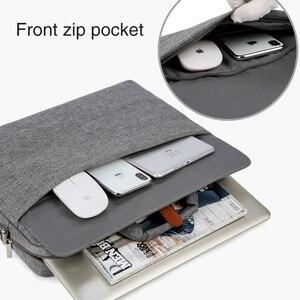 Image 4 - Waterproof Laptop Bag 17.3 Case for Macbook Pro 15 Notebook Bag 14 Inch Laptop Sleeve Laptop Bag 15.6 for Macbook Air 13 13.3,14