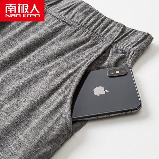 Men's Plain Pajama Sleep Pants 4