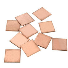 50pcs/Set 0.1/0.3/0.5/0.8/1mm Laptop Copper Sheet Plate Stri