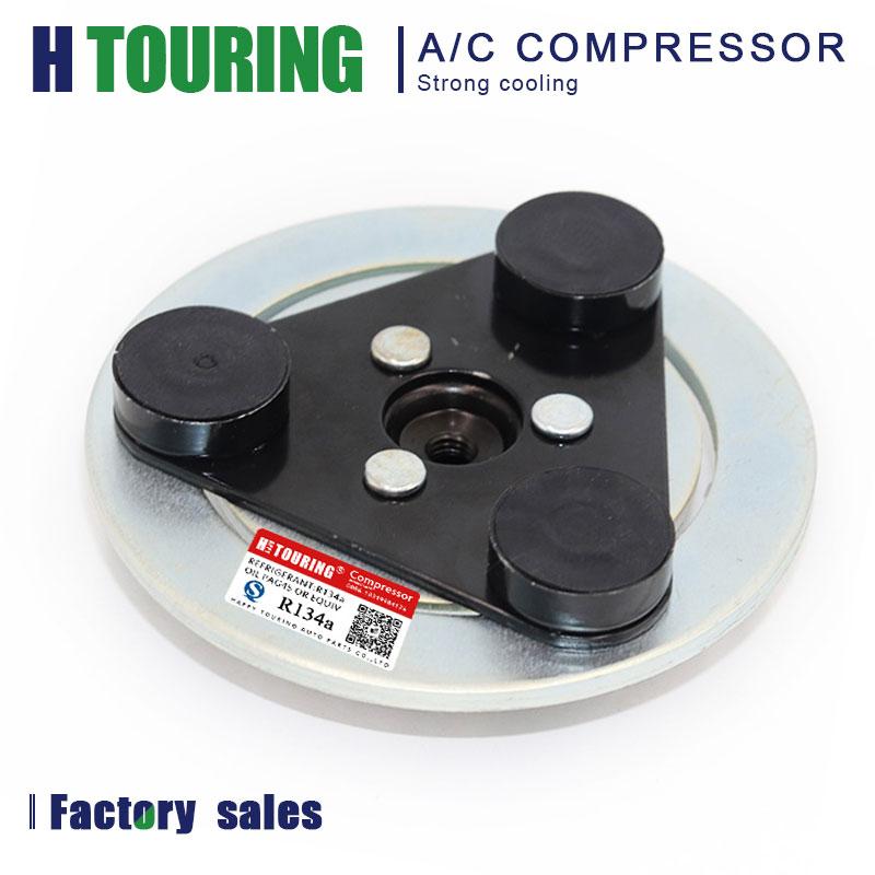 3 Month Warranty SINOCMP Auto AC Compressor 95200-77GB2 9520077GB2 Air Compressor New Air Conditioning Compressor AC Compressor Clutch Assy for Suzuki JIMNY Seiko SEIKI SS07LK10
