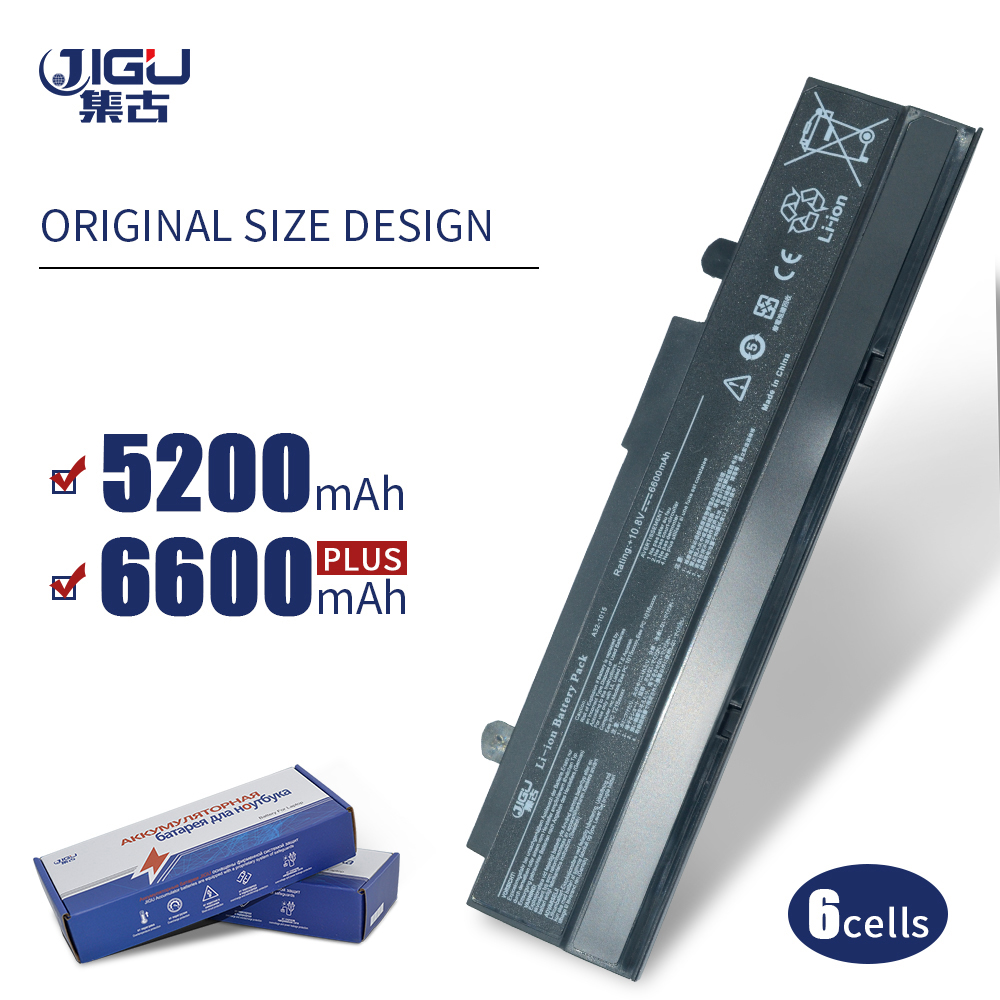 JIGU New Battery For Asus Eee PC EPC 1215 PC <font><b>1215B</b></font> 1215N 1015b 1015 1015bx 1015px 1015p A31-1015 A32-1015 AL31-1015 image