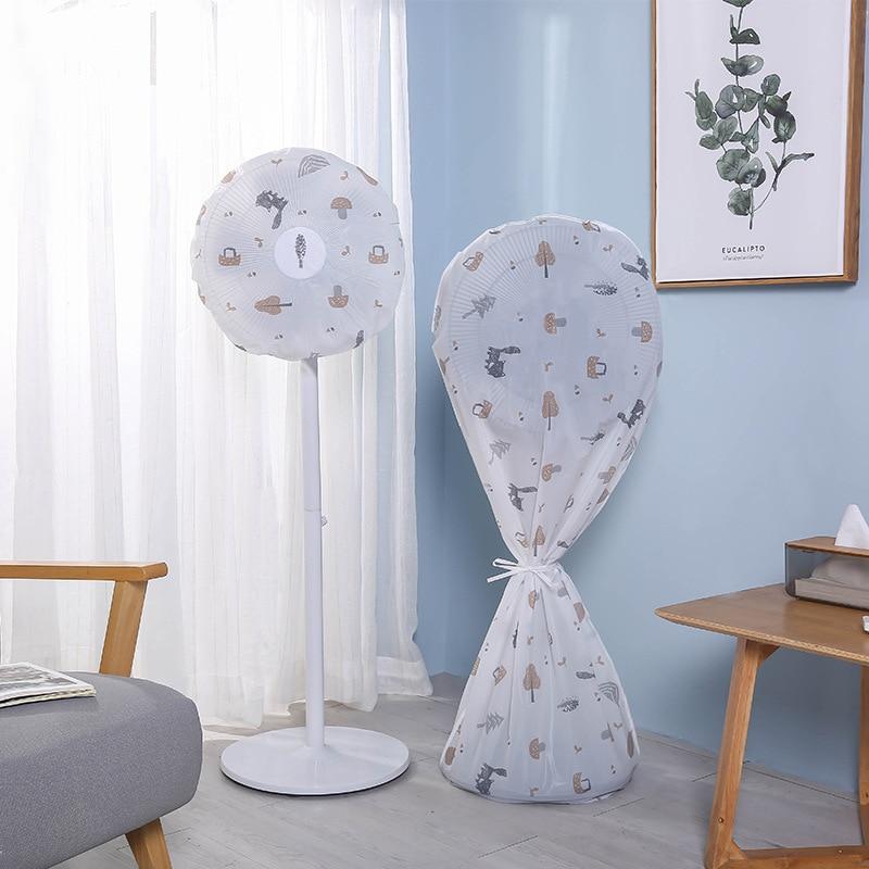 Household Electric Fan Dust Cover Peva
