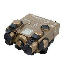 Sotac devgru dbal a2 ИК лазерный прицел тактический фонарик