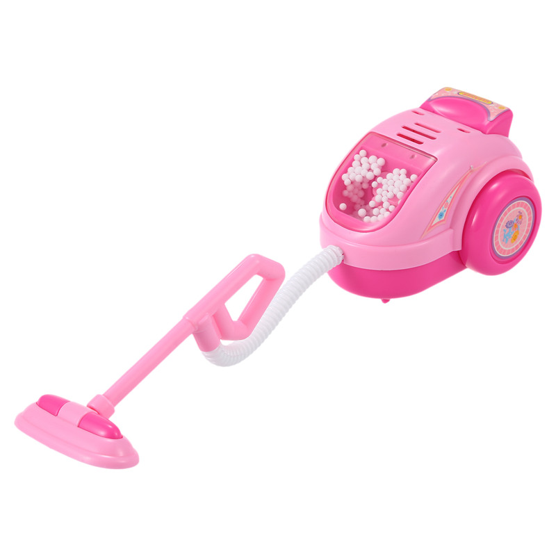 Baby Kids Developmental Educational Pretend Play Home Appliances Housework Toys: Vacuum Cleaner