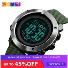 SKMEI Sport Uhr Männer Luxus Marke 5Bar Wasserdichte Uhren Montre Wecker Mode Digitale Uhr Relogio Masculino 1416 1426