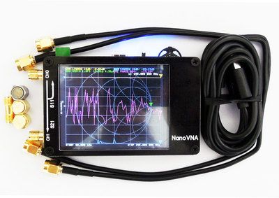 NanoVNA Nano VNA Vector Network Analyzer Antenna Analyzer Standing Wave-in Air Conditioner Parts from Home Appliances