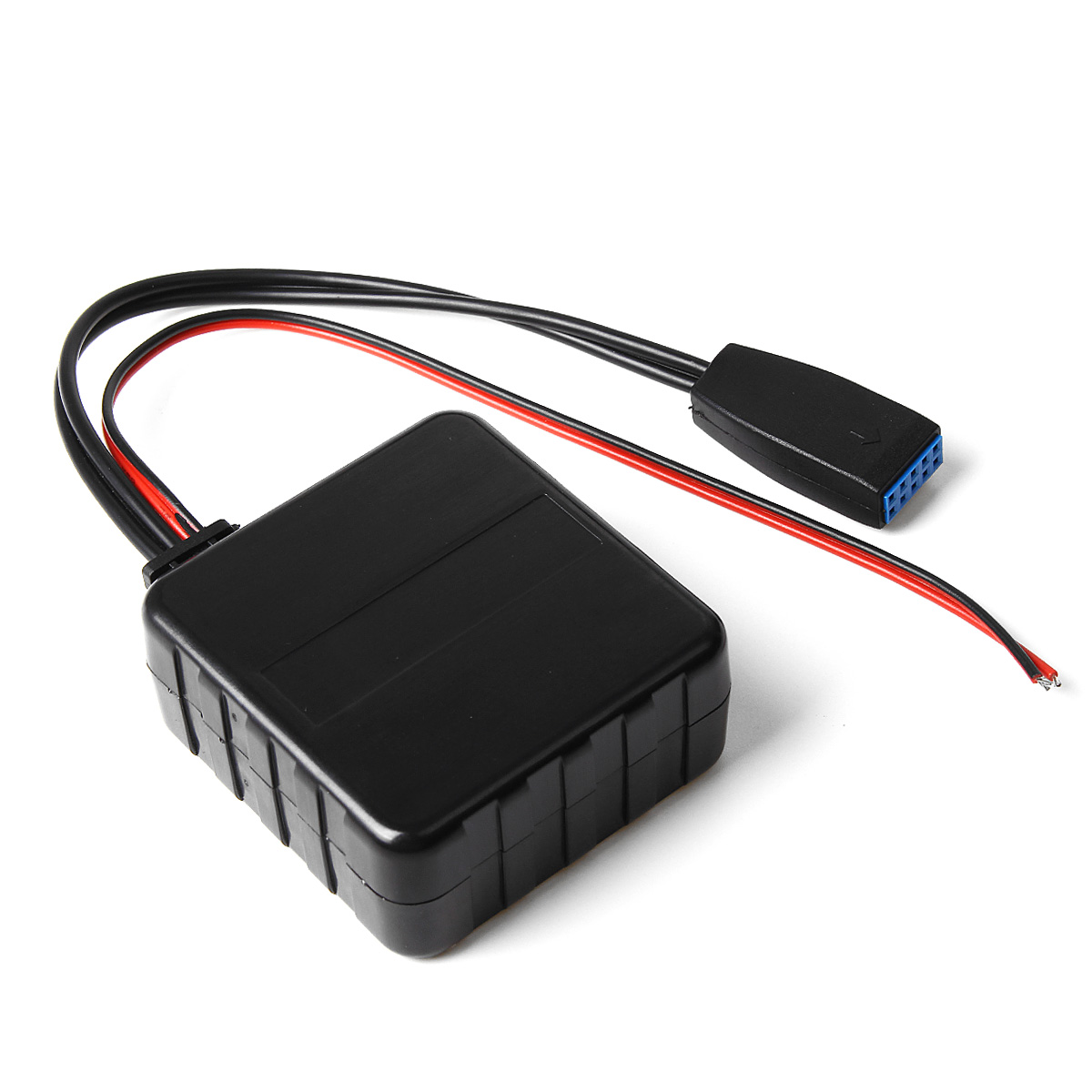 Wireless HIFI <font><b>12V</b></font> Car <font><b>bluetooth</b></font> Module <font><b>AUX</b></font> Cable <font><b>Adapter</b></font> Stereo Audio Music Radio For BMW E46 3 SERIES 320i 320ci 320cic image