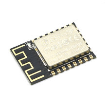 ESP8266 ESP-12F Serial WIFI Model ESP-12E Upgrade Remote Wireless WIFI Module ESP12F ESP12 Authenticity Guaranteed 4M Flash IOT(China)