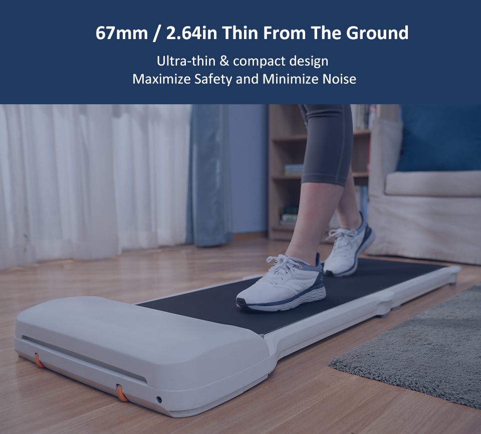 WalkingPad Smart Walk Folding Treadmill