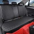 Чехлы на сиденья автомобиля  легко моющиеся  универсальные  не скользящие  из искусственной кожи  подходят для большинства автомобилей  2019