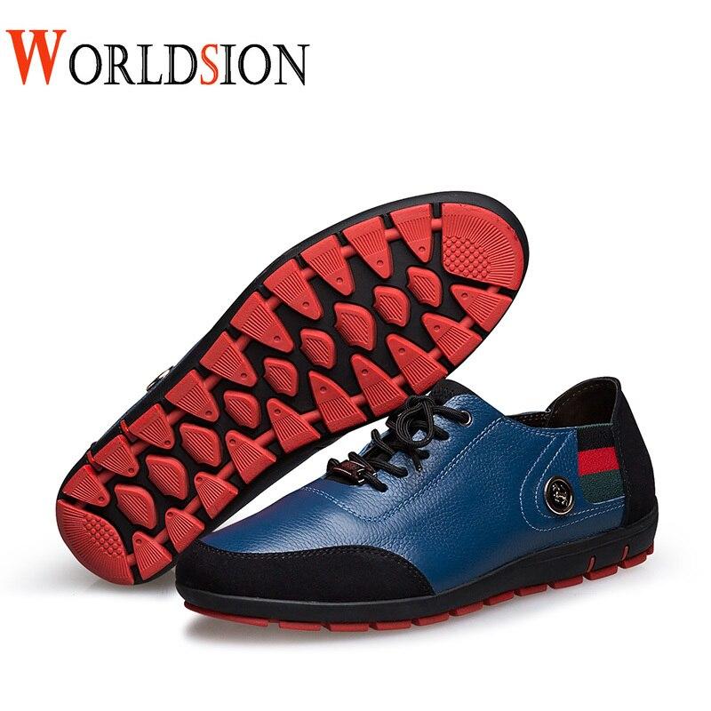 Sapatos de Golfe de Couro dos Homens de Alta Qualidade à Prova Clássico ao ar Sapatos de Caminhada para Golfista Homens Água Anti Derrapante Golfe Tênis Livre Confortáveis d'