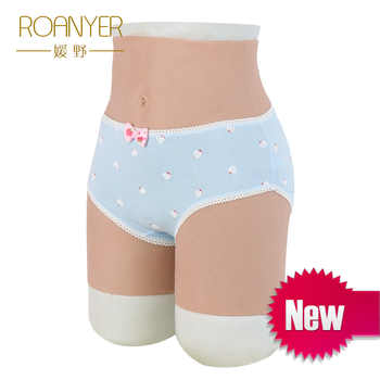 Roanyer crossdresser silicone artificial penetrable fake vagina Underwear hip pant transgender Shemale Drag Queen crossdressing - DISCOUNT ITEM  45% OFF All Category
