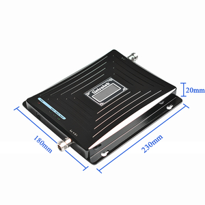 Image 5 - Lintratek tri band repetidor 850mhz CDMA 1800 2100 2G 3G 4G repeater GSM UMTS LTE 1800 4G booster mobile signal amplificador #5