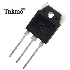 Image 4 - 5 шт. 10 шт. 20 шт. SGT40N60NPFD TO 3P 40N60NPFD TO3P SGT40N60 N channel IGBT полевой транзистор 40 а 600 в новый и оригинальный