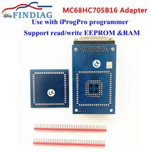 Newest-Adapter Programmer MOTOROLA Multi-Areas for Support Read And MC68HC705B16 Write