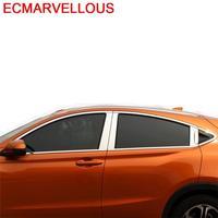 자동차 창 바디 트렁크 리어 패널 자동차 수정 장식 자동차 스타일링 액세서리 커버 액세서리 18 19 Honda Vezel