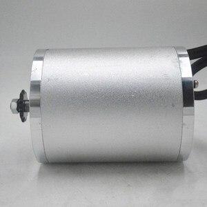 Image 3 - 1Set Electric Motor 72V 3000W, Brushless Motor Controller 48V   72V 50A, Reverse Twist Throttle, Power Ignition Lock Scooter Kit