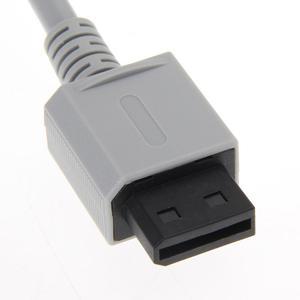 Image 5 - 1080P كابل مكون HDTV الصوت والفيديو AV 5RCA كابل دعم 1080i / 720p HDTV نظام لنينتندو وي